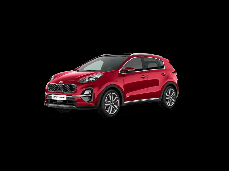 KIA Sportage 1.6 CRDI ISG 6MT MHEV DRIVE