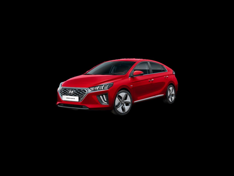 Hyundai IONIQ FL Híbrido Eléctrico 5P GDI 1.6 141CV DT KLASS LE