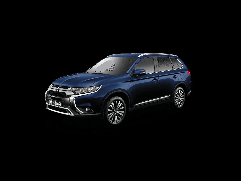 Mitsubishi Outlander 200 MPI CVT Motion 2WD (7 Plazas)